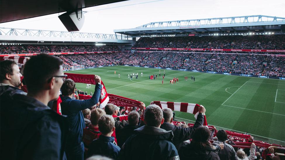 Veranstaltungsschutz - Fußball