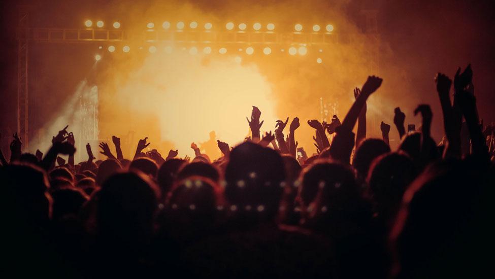 Veranstaltungsschutz - Konzert