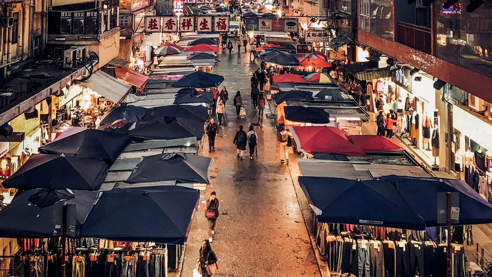 Veranstaltungsschutz - Markt